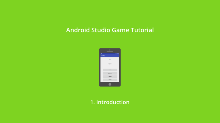 Capital Quiz - Android Studio Game Tutorial - | Coding with Sara