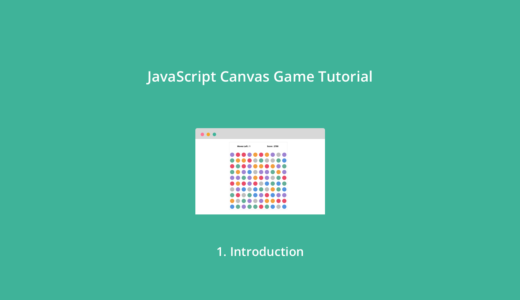 JavaScript Canvas Game Tutorial