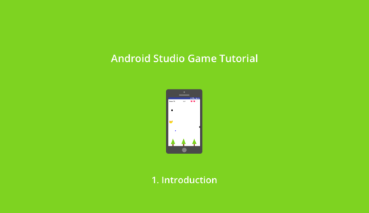 The Flying Bird – Android Studio Game Tutorial –